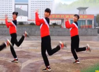 吉美广场舞《练舞功》原创现代舞 附教学