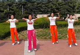 316.舞动旋律2007健身队《独一无二》原创