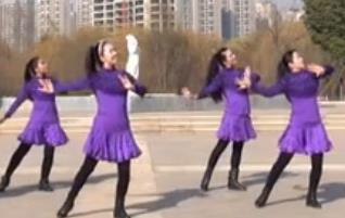 美久广场舞《只想和你在一起》视频舞曲下载