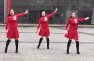 重庆叶子广场舞《万喜中国喜》原创附教学