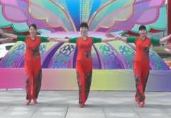 動動廣場舞《紅紅火火中國年》原創拜年舞