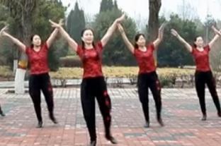 云裳广场舞《情歌天下唱》视频和舞曲下载