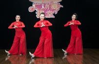 《幸福要来到》糖豆广场舞课堂
