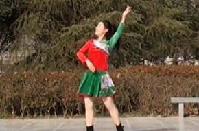 茉莉廣場舞《我們共同的家》獨秀原創開場舞元宵特輯
