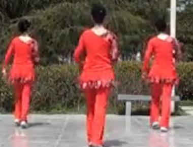 茉莉廣場舞 一見鐘情 原創現代舞附教學