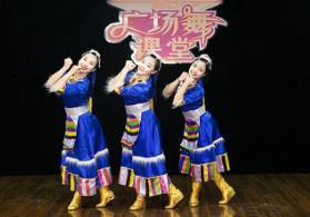 《吉祥谣》糖豆广场舞课堂 视频和舞曲下载