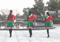 動廣場舞 今年最特別 2018新年祝福健身操
