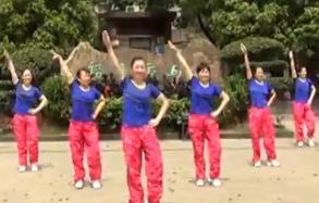 幸福天天广场舞《最美的姑娘》