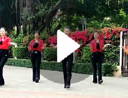凤凰香香广场舞《人生太复杂》原创附教学-视频下载