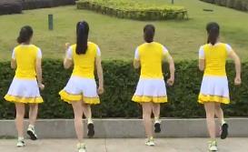 杨丽萍广场舞【你笑我也笑】初级入门32步热身