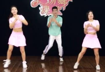 《小绵羊》糖豆广场舞课堂