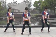 動動廣場舞《慶功酒》舞曲和視頻下載