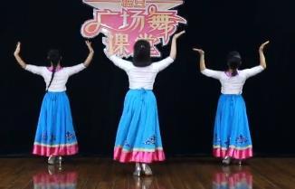 《请到草原来》糖豆广场舞课堂