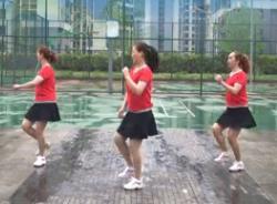 重庆叶子广场舞《2018真心爱你》原创32步附教