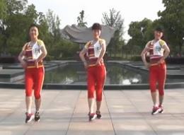 動動廣場舞《我愛的姑娘》大喇叭組合原創DJ健身舞