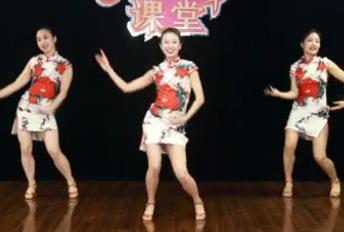 动动广场舞《我爱的姑娘》DJ健身舞