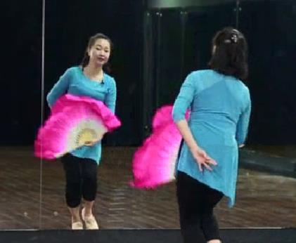 情哥哥 糖豆广场舞课堂