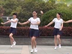 茉莉廣場舞《中岳嵩山》歌手六水 視頻舞曲下載