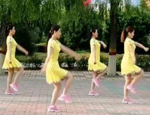 云裳廣場舞 《響亮的問候》原創編舞附教學-視頻下載