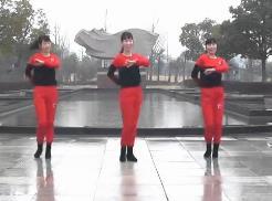 動動廣場舞《姐妹情義》三十六步原創步子舞