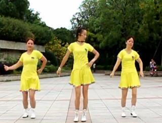 凤凰香香广场舞《爱情主演》原创附教学-视频下载
