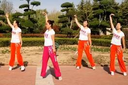 舞动旋律2007健身队《秘密的夜晚》