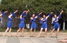 茉莉廣場《做個好公民》倫巴風情16人變隊形