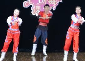站在高高的山崗上 糖豆廣場舞課堂