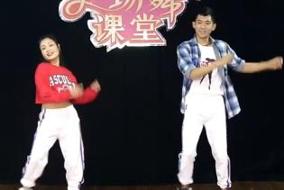 《盗心贼》糖豆广场舞课堂 20180414