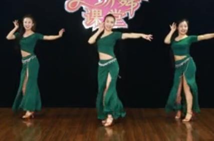 《零度桑巴》糖豆广场舞课堂