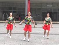 重庆叶子广场舞《爱你到永远》原创附教学