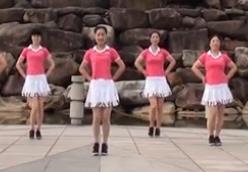茉莉廣場舞DJ《花兒哪有阿妹俏》原創現代舞附教學