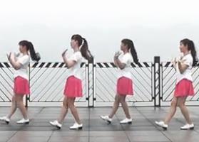 動動廣場舞《傷心的時候我也會流淚》32步步子舞