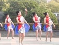 茉莉廣場舞《江南情》視頻和舞曲下載