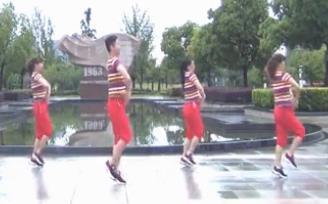 楠楠广场舞——跳出你的美(原创动感活力健身舞)