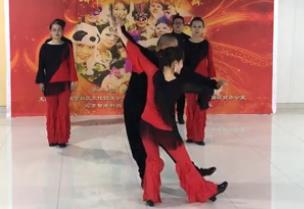 冬冬水兵舞原创第一套9开场步《水兵快乐舞动》