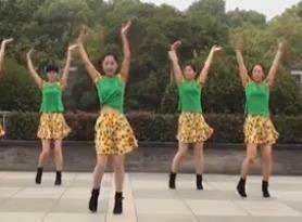 茉莉廣場舞《其實愛情都一樣》