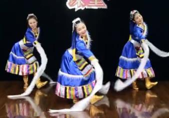 《在那东山顶上》糖豆广场舞课堂