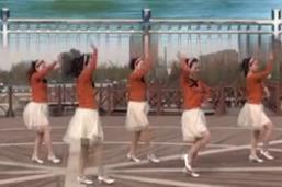美久广场舞《潇洒走一回》现代舞附导师教学
