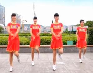 吉美广场舞《溜溜的姑娘像朵花》附教学