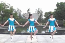 動動廣場舞《異地》可愛風原創現代風廣場舞