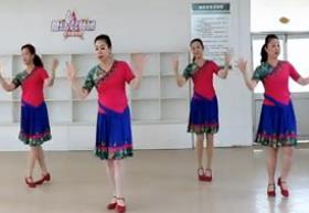 刘荣广场舞《伤心的时候我也会流泪》原创附教学