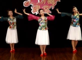 《妈妈的吻》糖豆广场舞课堂20180512