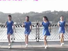 動動廣場舞《最美的時光》DJ混搭風健身舞