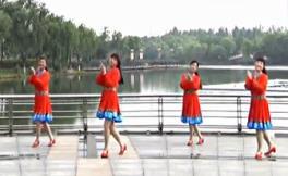 青兒廣場舞《想你的時候就親親草原》蒙族入門教學