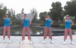 動動廣場舞《謝謝你朋友》DJ原創動感健身舞
