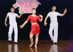 《妈妈恰恰》糖豆广场舞课堂 20180625