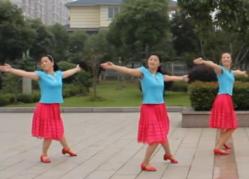 2016年宜興綠茶廣場舞為友誼干杯舞蹈視頻 編舞応子