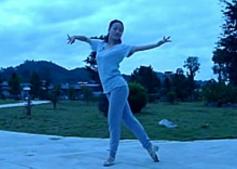 古典舞《万泉河水》舞蹈视频 媛舞曲工作室樊老师演绎