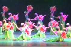 舞蹈春色 保定市群艺馆春色舞蹈队演示